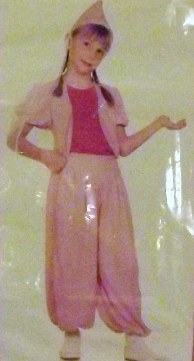 Bliv kl�dt ud som Jasmin fra det kendte eventyr om Aladin.
