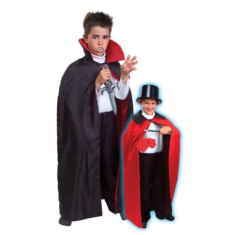 Vampyr kappe der kan vendes og blive til trylle kappe