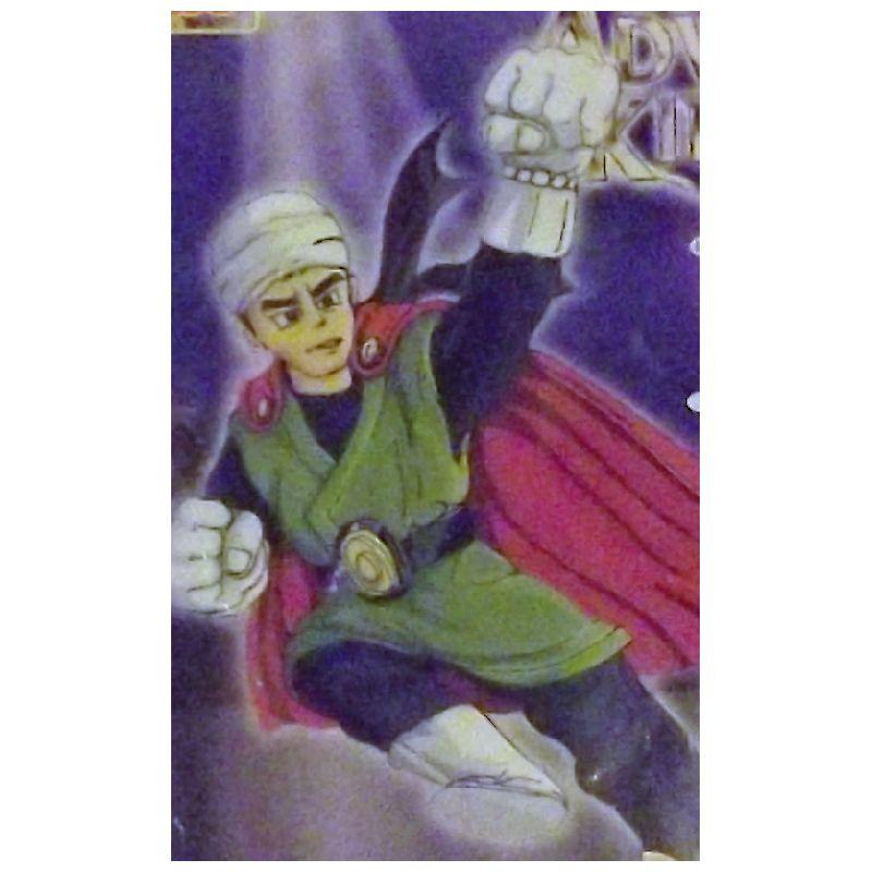 Brug denne dragt hvis du skal v�re ridder, skurk eller  helt, kan bruget til meget forskeliget.