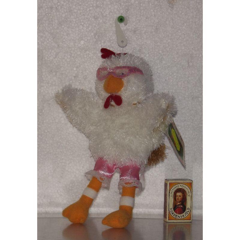 Høne (Kyllings mor) fra Bamse Billedebog