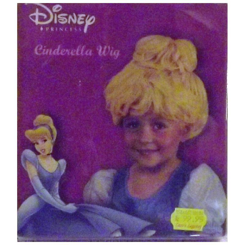 Skal du kl�des ud som Askepot eller skal du lege prinsesse er denne paryk lige noget for dig.
