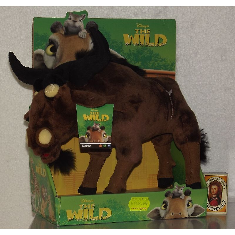 Kazar fra Disneys tegnefilm The Wild