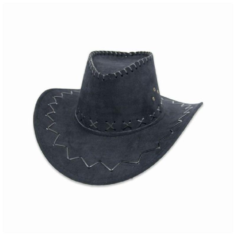 Cowboy hat - Sort