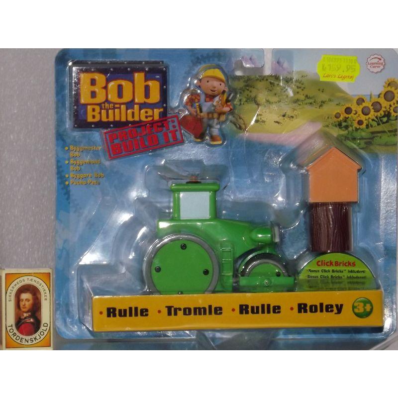Trumle fra Byggemand Bob(Bob the Builder) serien med magnetiske Click Bricks