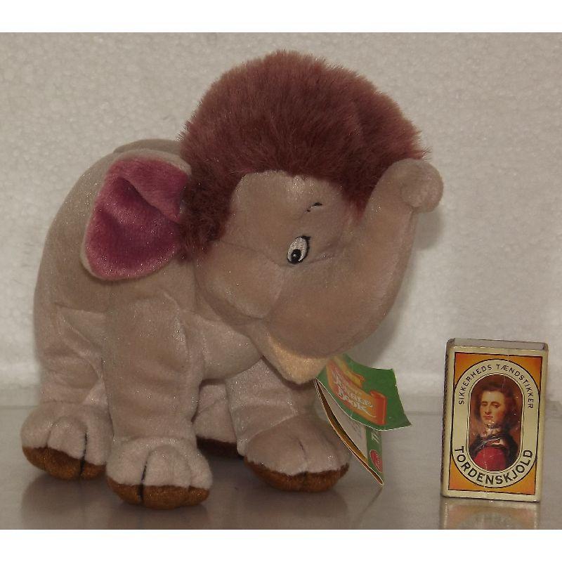 Baby Elefant fra junglebogen