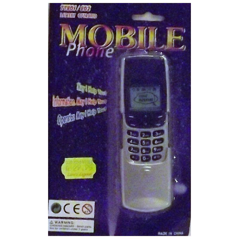 Mangler du en mobiltelefon til dig leg eller til en drillegave er her lige den telefon du ledre efter