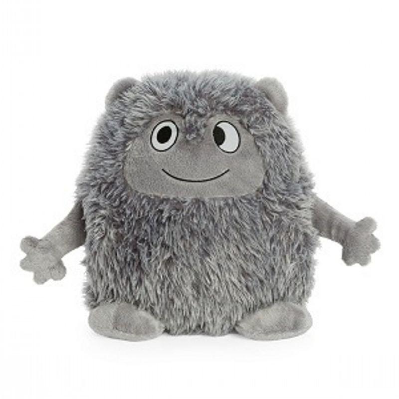 Sød lille kramme Monster som du kan lege og sove med og måske blive din gode ven...Kan håndvaskes