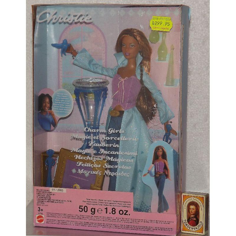 Barbie Christie med tilbehør.