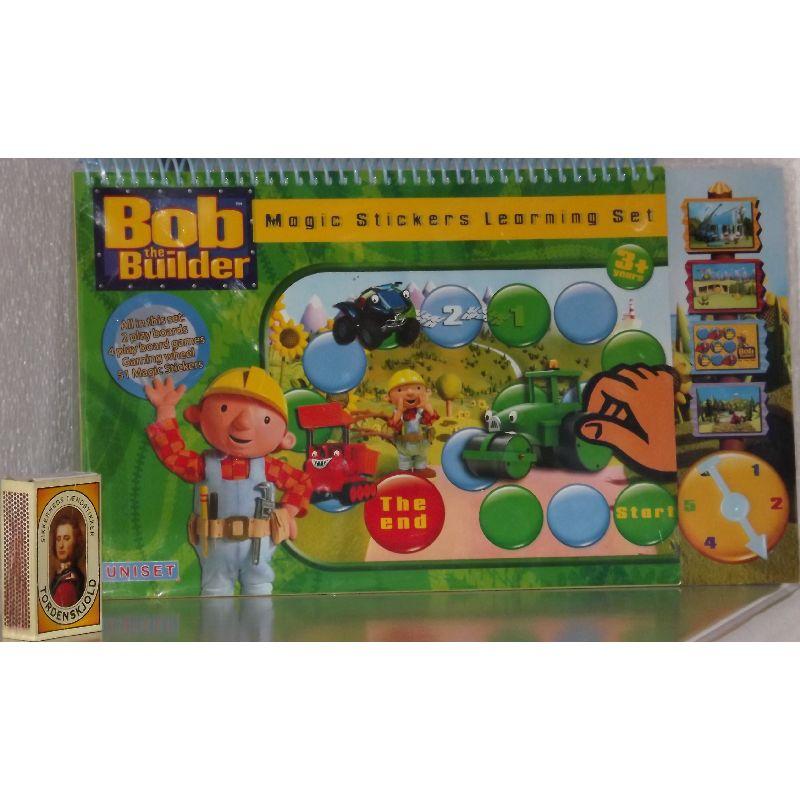 Spil eller leg med der altid populære Byggemand Bob eller Bob The Builder som han heder på engleske.