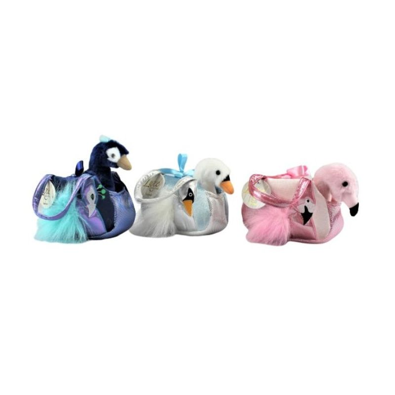 Få din egen lille kæledyr  i en sød lille taske fåes i 3 forskellige farver blå,hvid eller lyserød <br> skriv i kommentar feltet hvilken farve du ønsker ved bestilling
