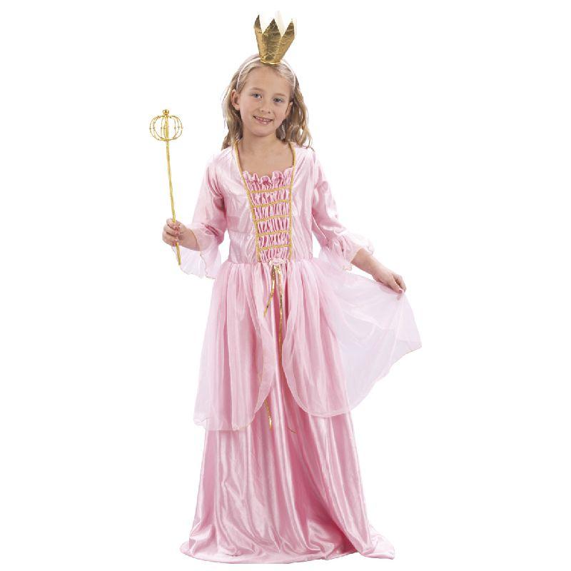 Du kan kl�de dig ud som den yndigste prinsesse og lege  eventyr eller fin dame med dine veninder. Ogs� god til  fastelavn.