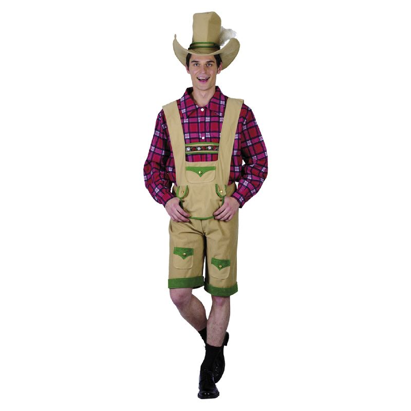 N�r der bliver holdt tyroler-, beer- eller oktoberfest er  udkl�dningen en stor del af festen.