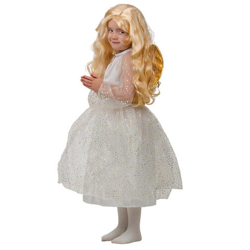 Hvis man er en lille engle kan man nu viste det ved at kl�de sig ud i denne dragt.