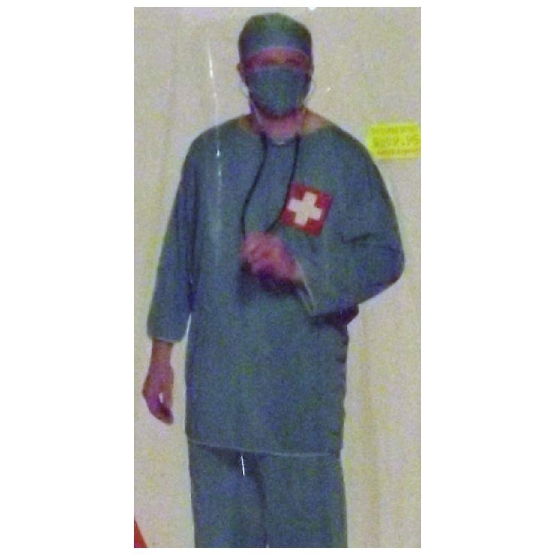 En kirurg udkl�dning til hvis man skal til temafest.