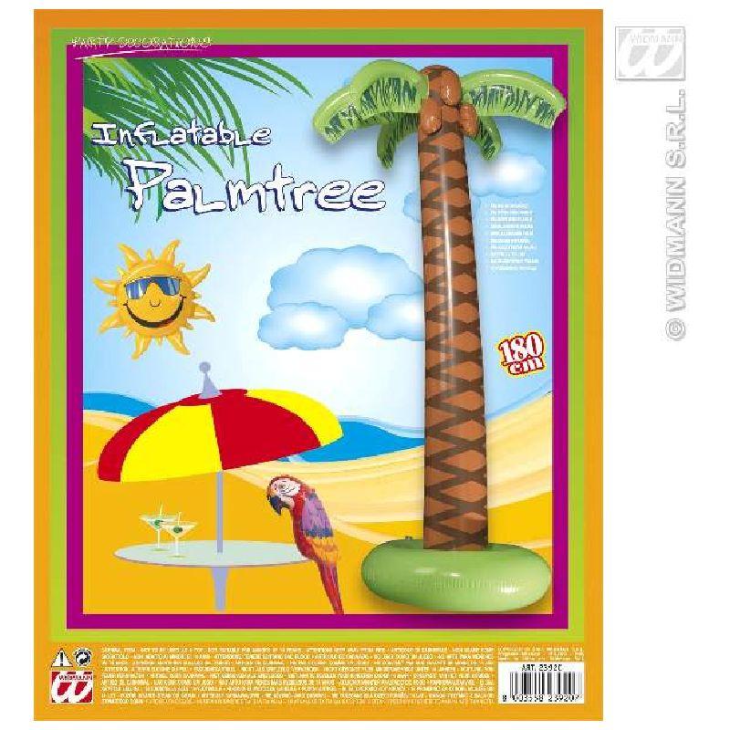 Skal du holde Hawaii-, Beach- eller Sommerfest vil denne palme g�re et stor hit.