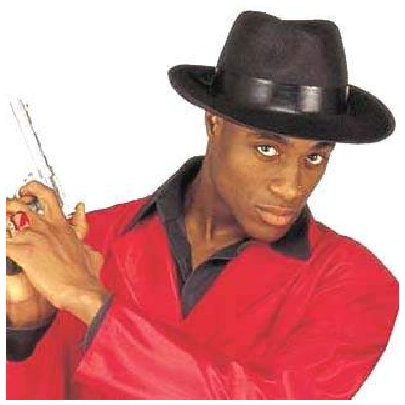 1 sej hat hvis du skal v�re gangster eller du bare mangler en hat