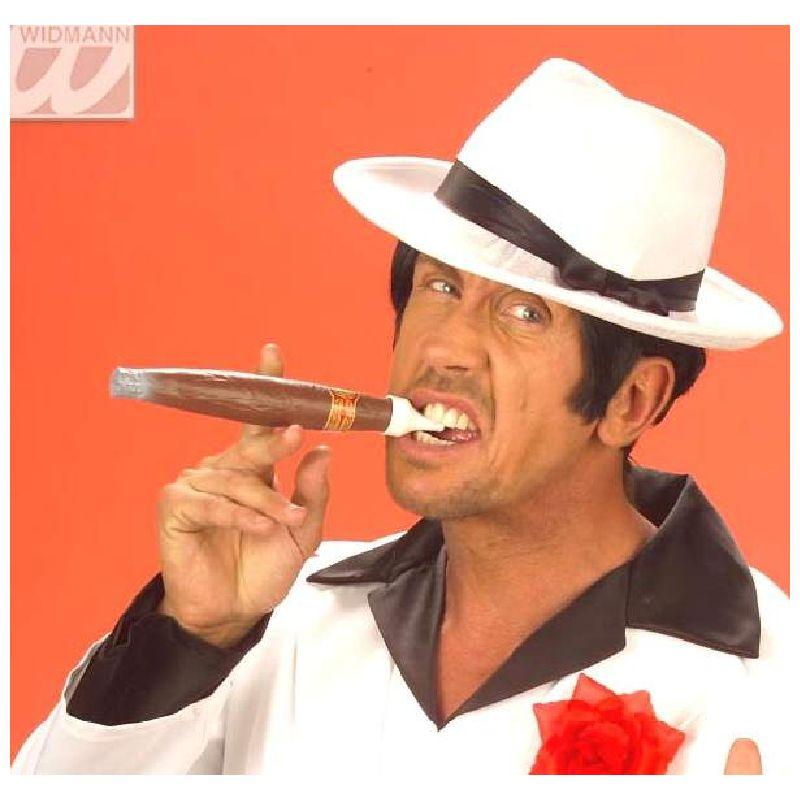 Skal du v�re gangster eller bare stor i slaget vil det v�re lige sagen med denne cigar.