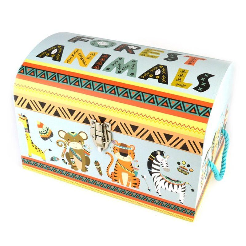 Brug denne flotte kiste til dine hemmeligheder eller ting du vil gemme f.eks spil, legesager ja hvad du lige synes