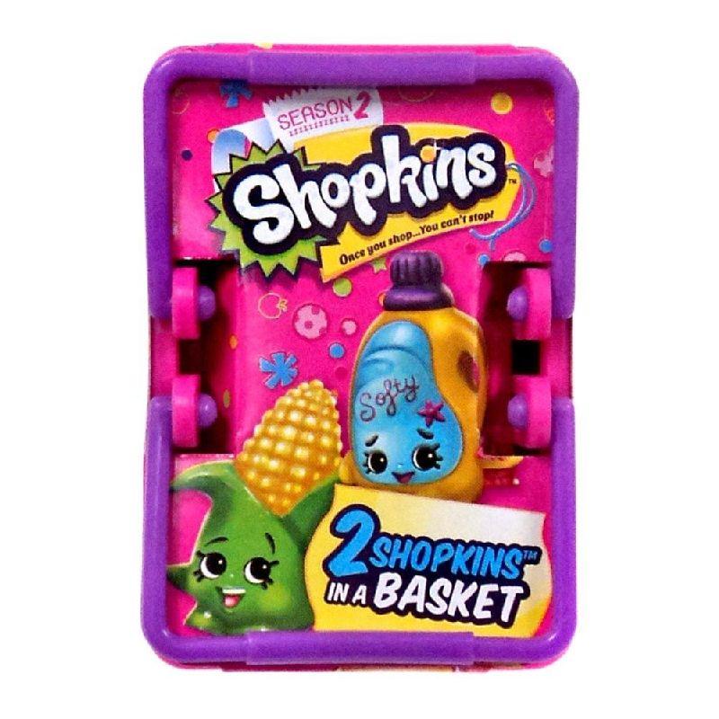 Der er mange timers leg med de søde Shopkins, samle på  dem og se om du kan få fundet dem alle forskelige der er  over 140 stk.