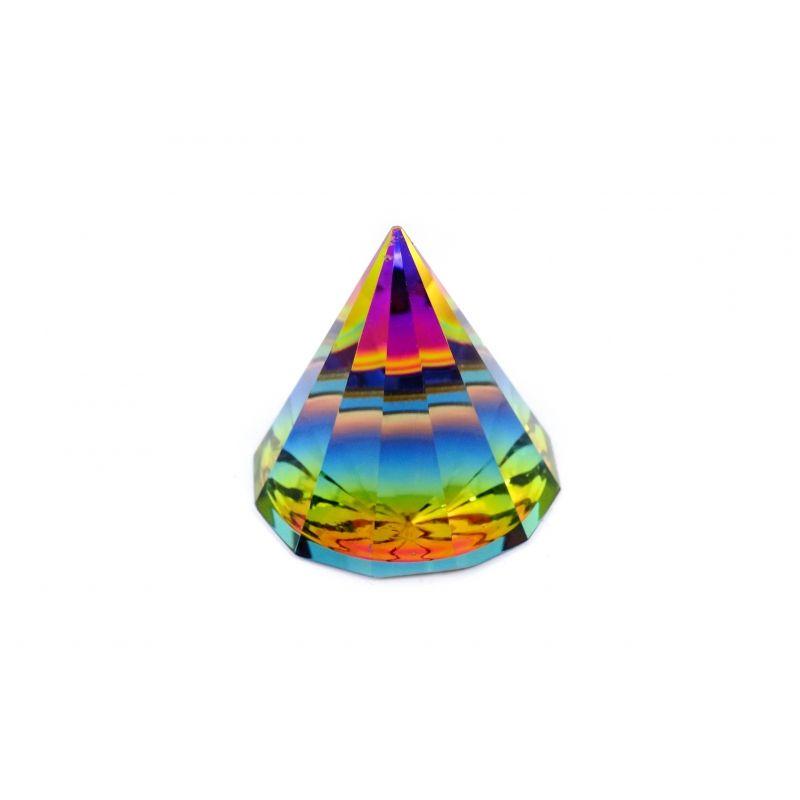 En rigtig flot diamant til at havde st�ende p� dit bord, eller  lege med.