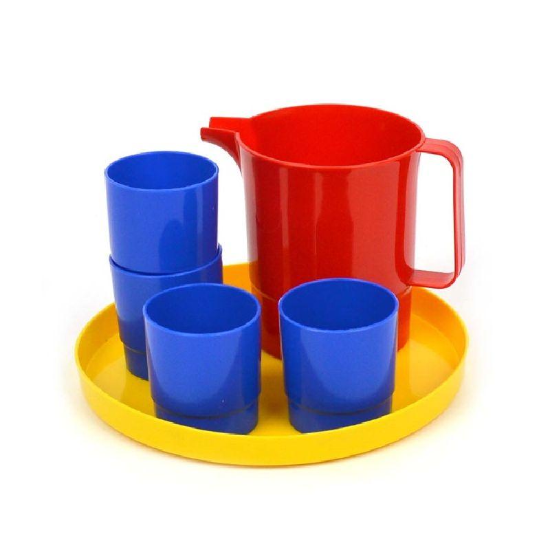 god kvalitet kan bruges til saftevand b�de ude inde og  til teselskab