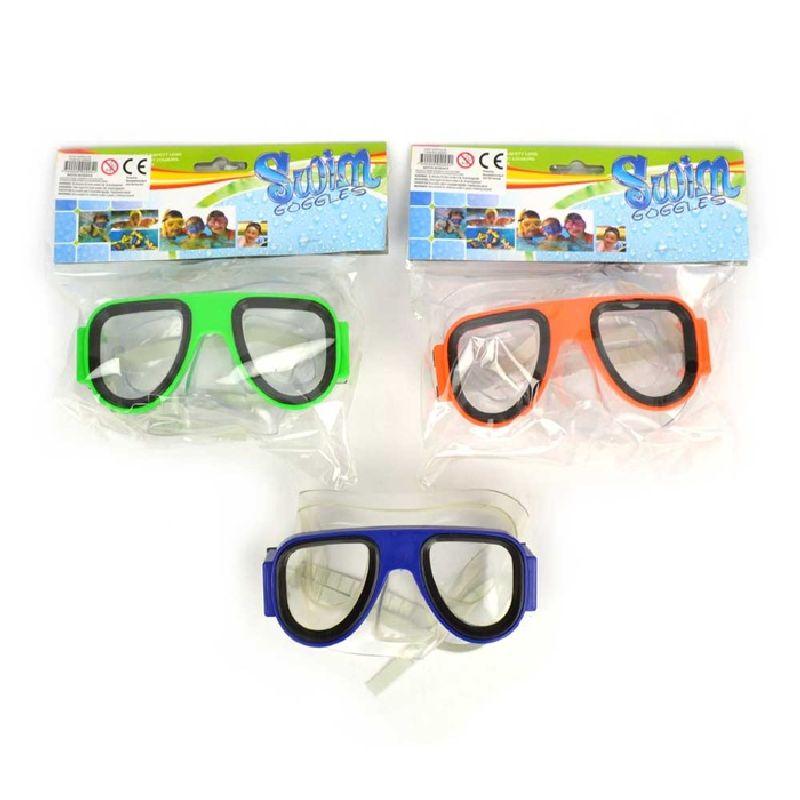 Dykkerbriller kan bruges i svømmehallen. Dyk ned under  vandet uden at få vand i næse og øjn. Kan bruges ved  stranden eller i poolen i haven. Se de andre svømme under  vand eller se bunden.