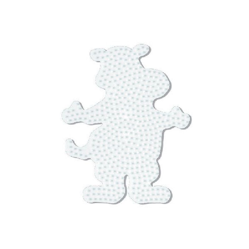 En sp�ndende figur plade til de popul�re midi perler fra  Hame�