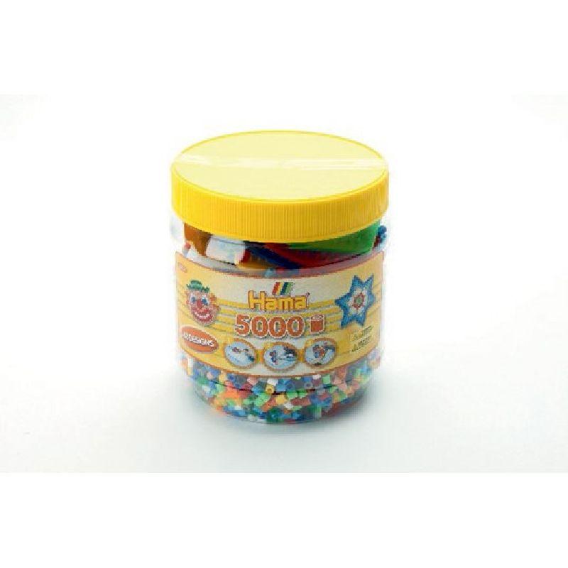 Lav mange forskelige motiver med Hama® midi perler