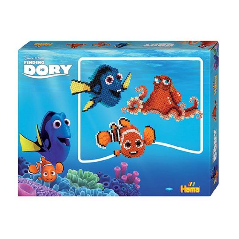 Lav de sjove og s�de figur fra filmen Find Dory som er efterf�lgerne til Find Nemo.