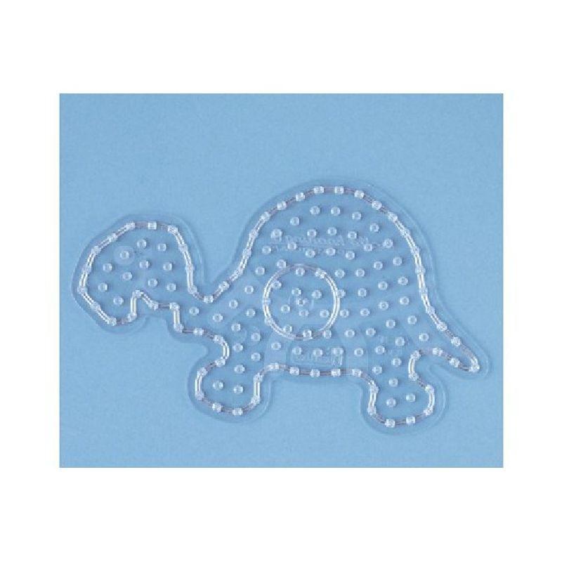 En spændende figur plade til de populære maxi perler fra  Hame® perfekt til de små nybegynder.