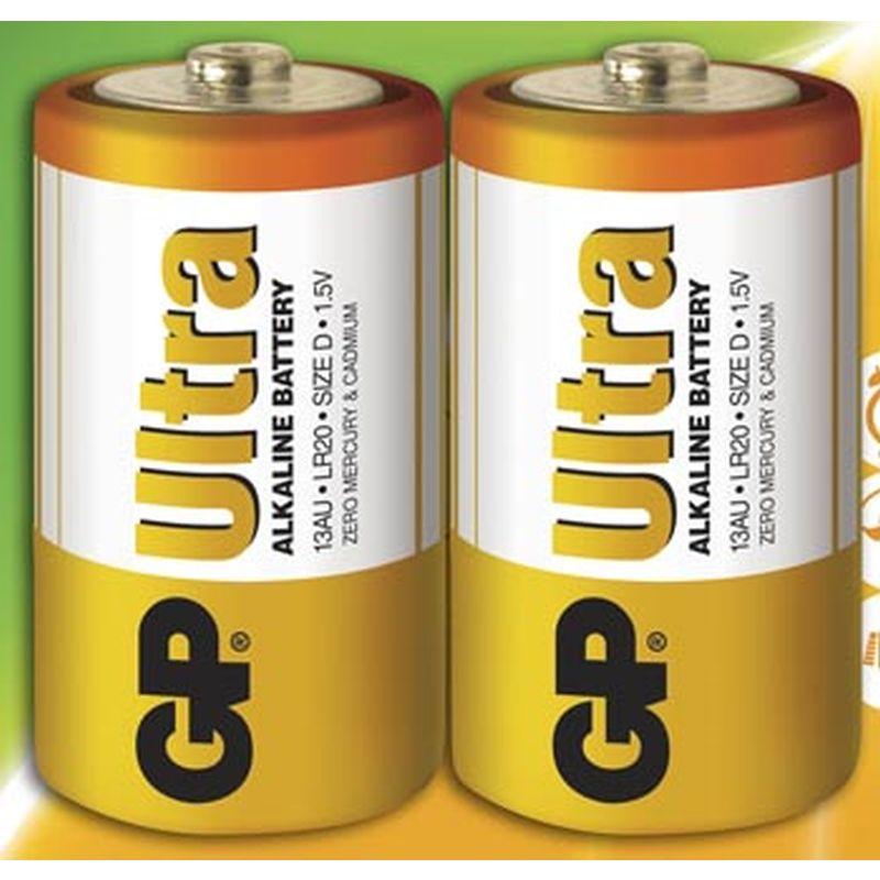 D batteri eller LR20 som den også kaldes.