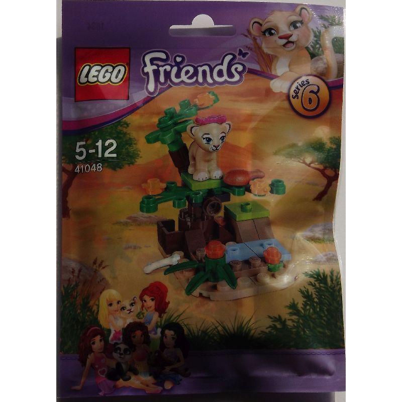 Lego Friends lille l�ve med landskab, mad og vand